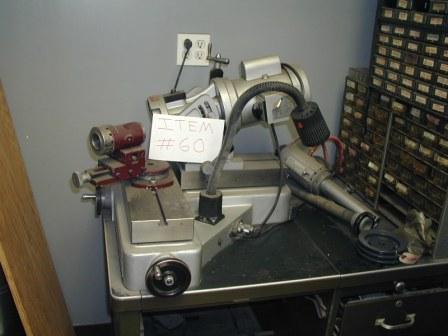 Used Davenport Screw Machine Shop Equipment Make An