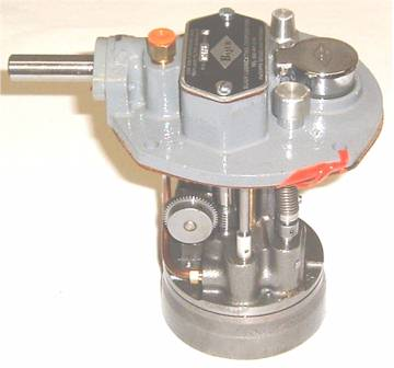 Rebuilt Bijur Mechanical Lube Pump #R-D2476