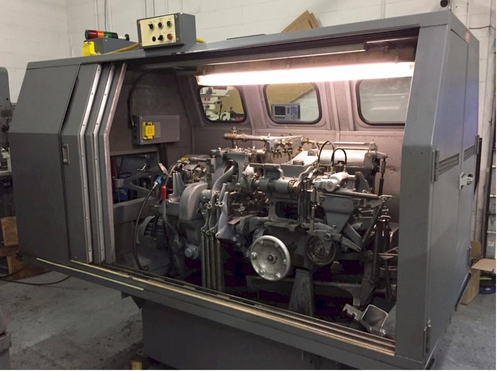 Used And Rebuilt Davenport 174 Machines Isms