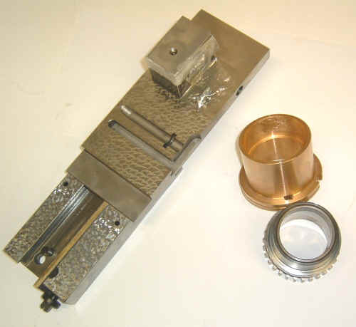 Davenport Machine Slide & Clutch Scraping, In-House -ISMS